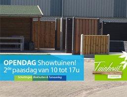 OPENDAG Showtuinen 2de paasdag te Wijchen