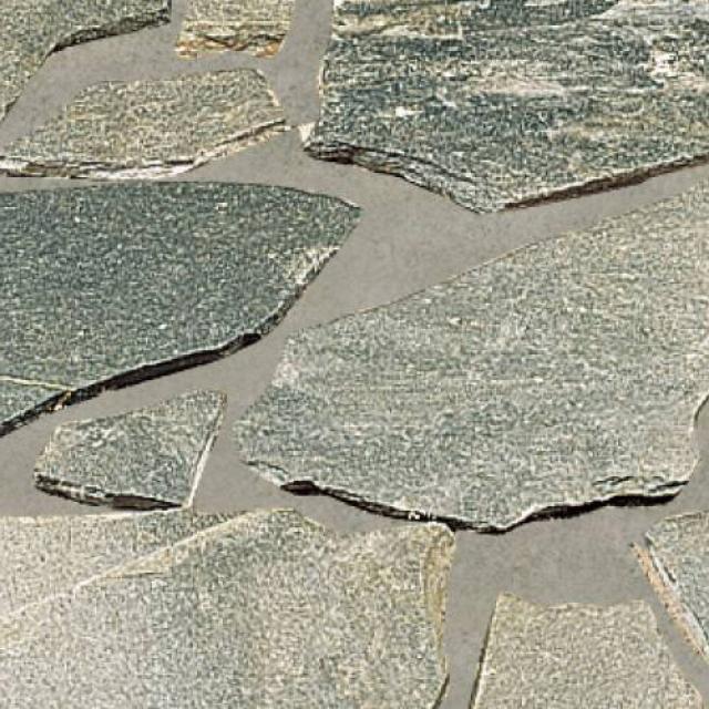 Natuursteen Tegels Flagstones Karistos Kwartsiet Kavala