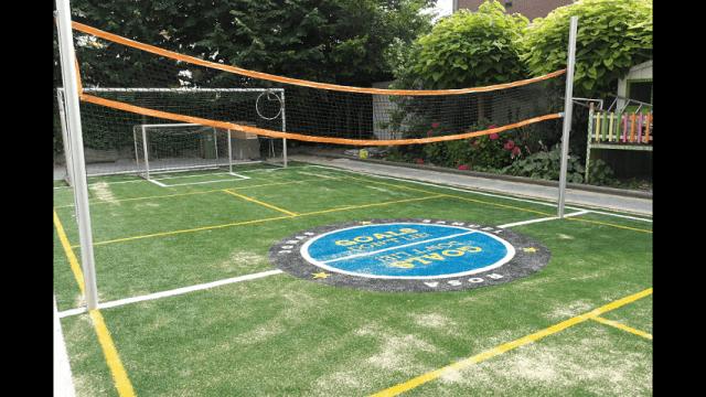Sportgras voetbal