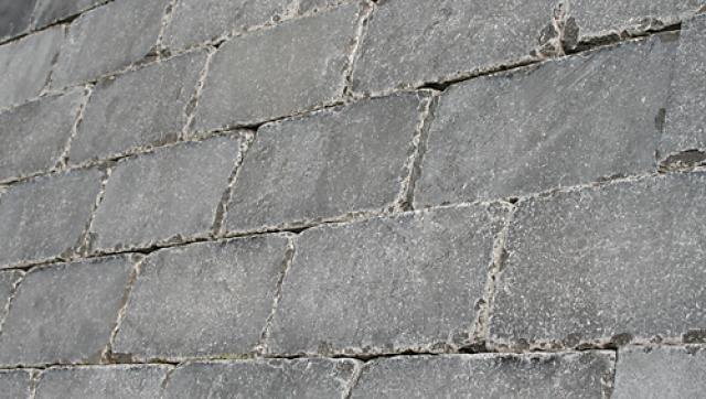 Chinees hardsteen klinkers 20x10x2,5cm
