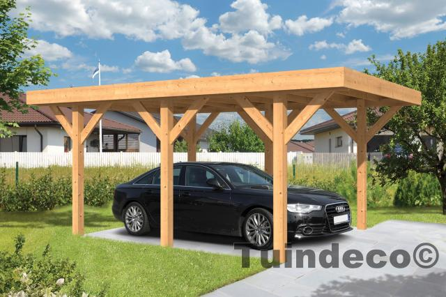 Carport Lemmer Platdak